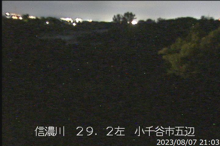信濃川下流ライブカメラ
