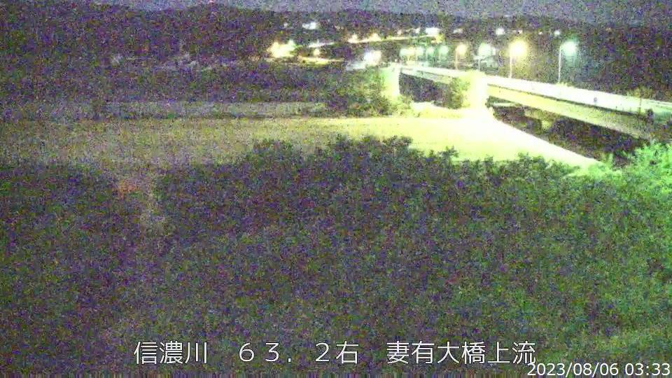 信濃川上流ライブカメラ
