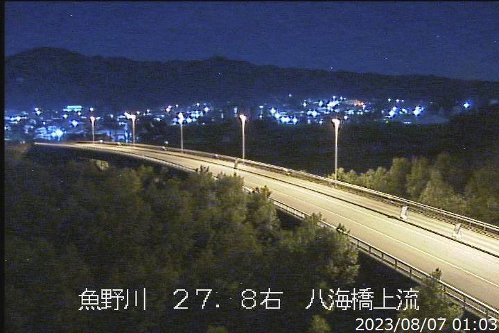 魚野川ライブカメラ