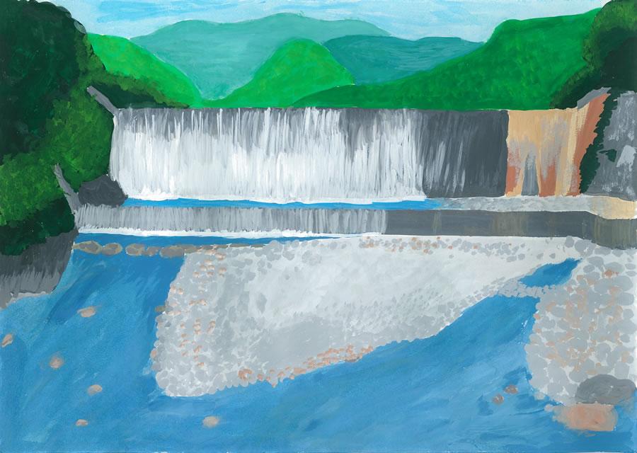 第30回 川の絵画コンクール受賞作品