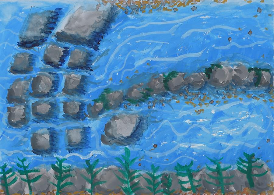 第31回 川の絵画コンクール受賞作品